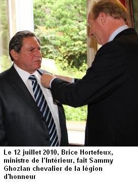 Sammy Ghozlan, l'honneur des Juifs de France, président du BNVCA, éditeur de sosantisemitisme.org