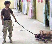Abou Ghraïb ( ! photos choquantes) en 2004