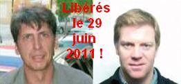 Blog de soutien à Stéphane Taponier et Hervé Ghesquière