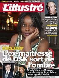 Photo d'une ex-maîtresse noire de DSK