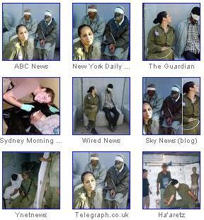 Eden Abergil ex-soldate israélienne qui diffuse sur Facebook des photos