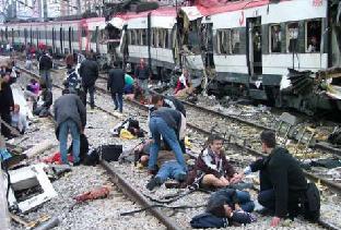 Attentats islamistes en Espagne, attentats en Europe